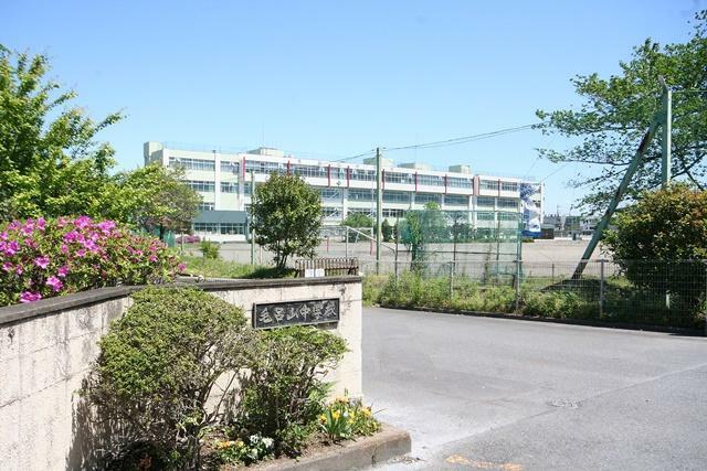 中学校 毛呂山中学校