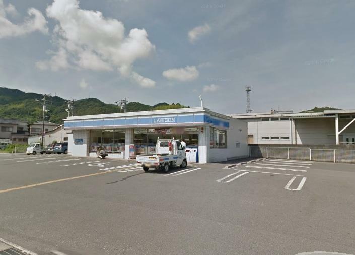 コンビニ ローソン高知神田店