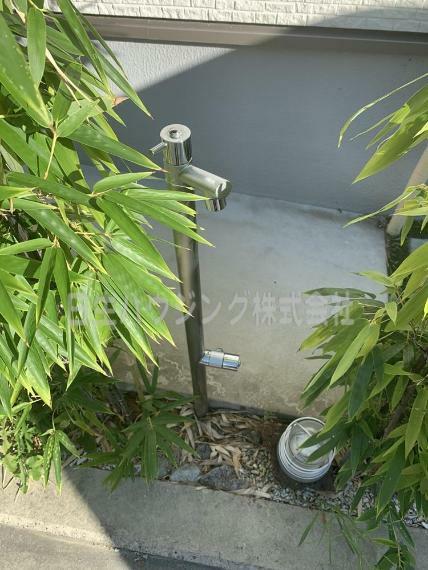 庭 散水栓