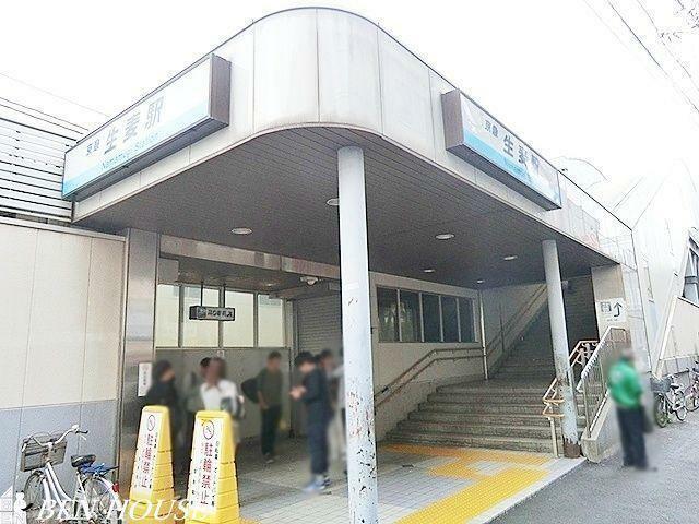 生麦駅 徒歩21分。京浜急行線