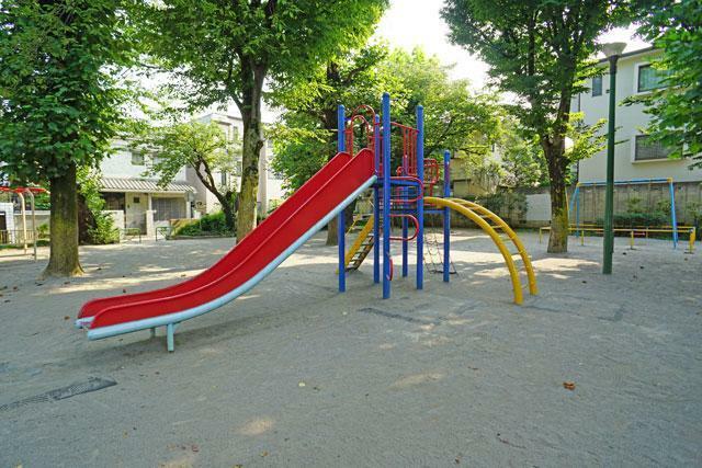 公園 ●駒込林町公園