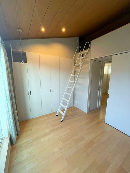 洋室 ●全室2面採光以上×収納スペースのあるお住まい