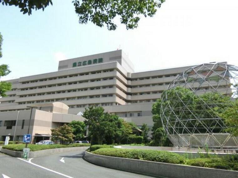 病院 県立広島病院