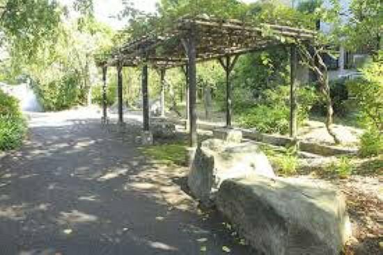 公園 杉並区立藤和緑地まで547mです。