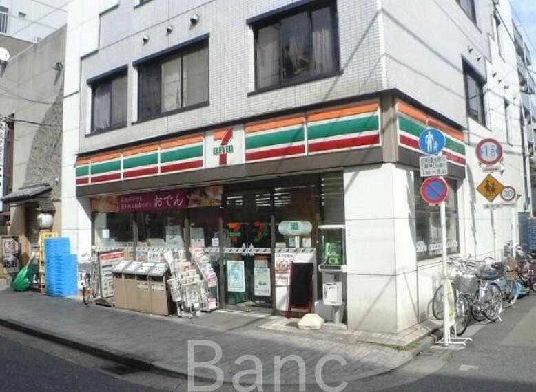 コンビニ セブンイレブン中野新橋店 徒歩2分。