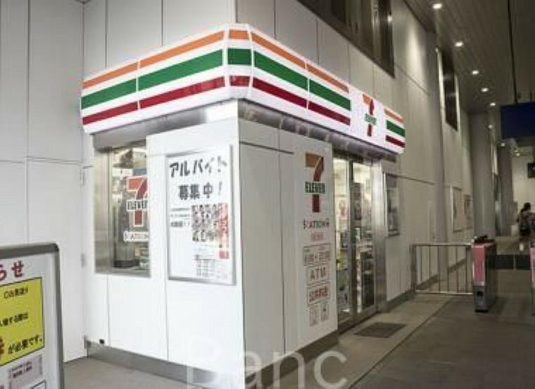 コンビニ セブンイレブン京急ST雑色店 徒歩2分。