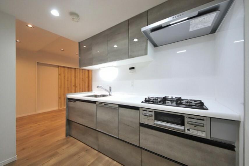 キッチン システムキッチン 食洗器あり