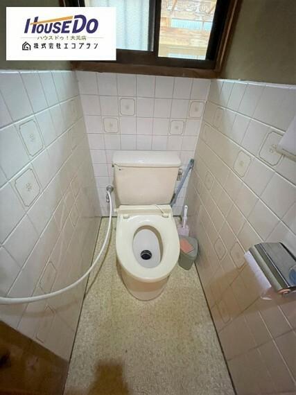 トイレ トイレです