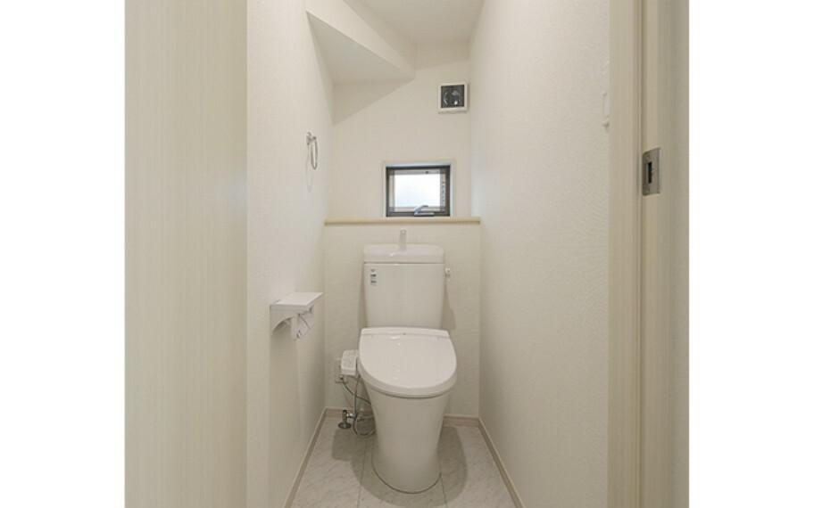 完成予想図(内観) 当社分譲施工例:トイレ