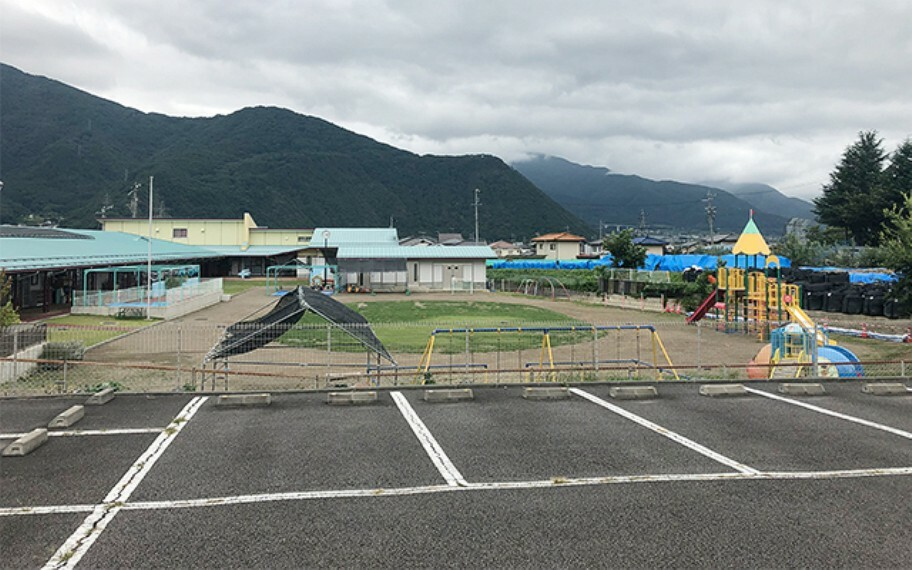 幼稚園・保育園 上山田保育園