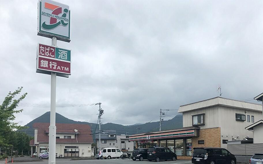 コンビニ セブンイレブン上山田店