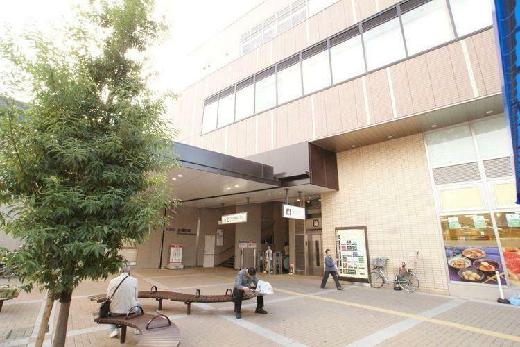 永福町駅 徒歩7分。