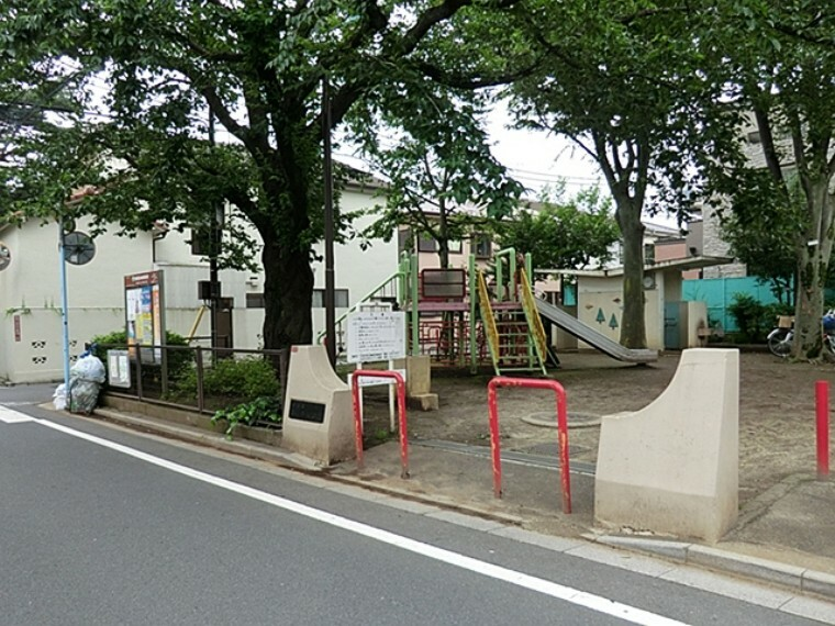 公園 松ノ木北公園