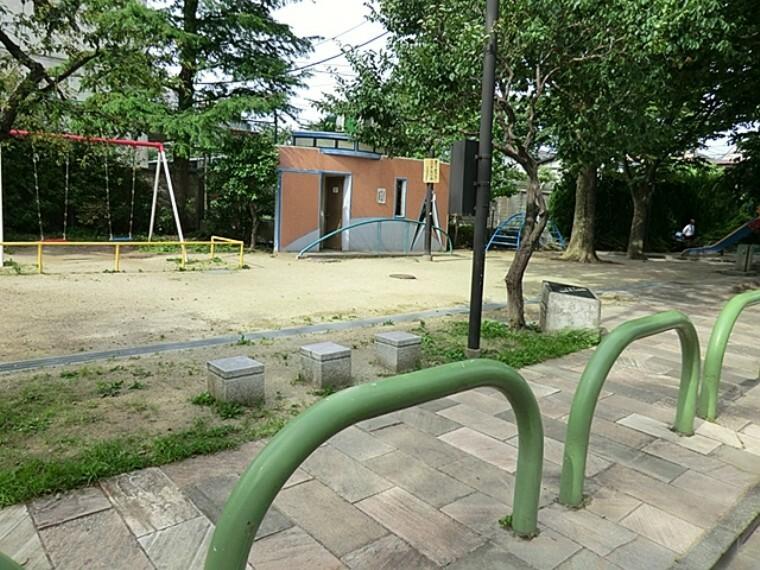 公園 梅里児童遊園