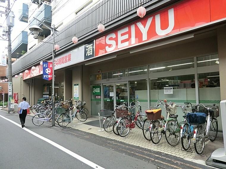 スーパー 西友高円寺店