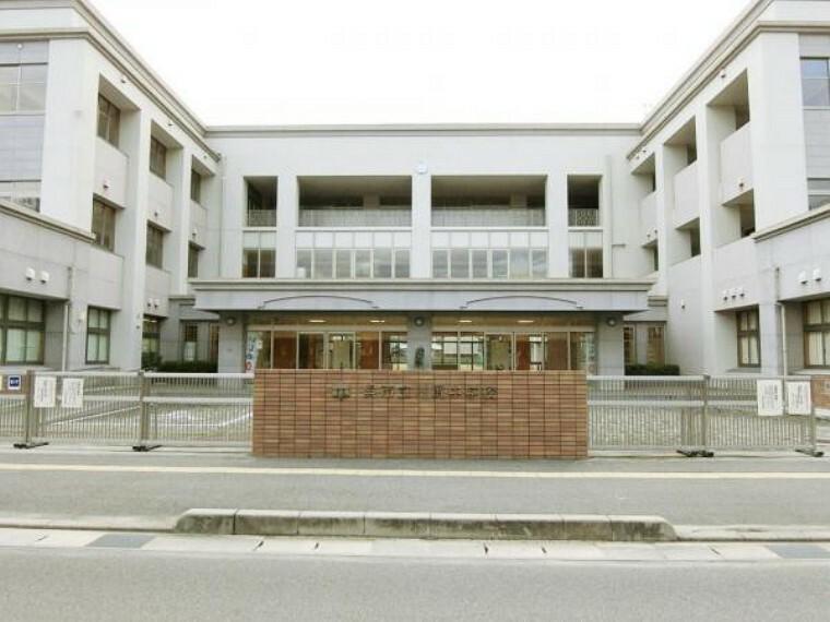 中学校 川尻中学校