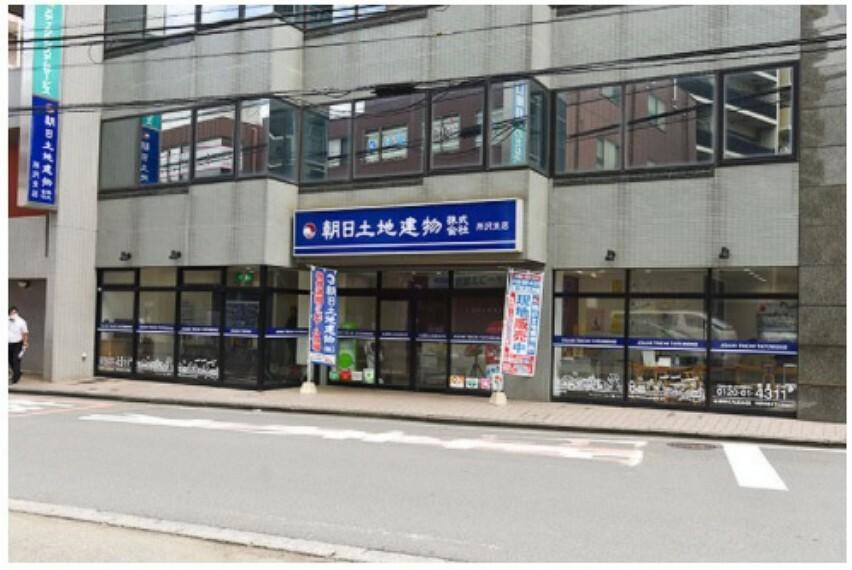 所沢駅から徒歩3分