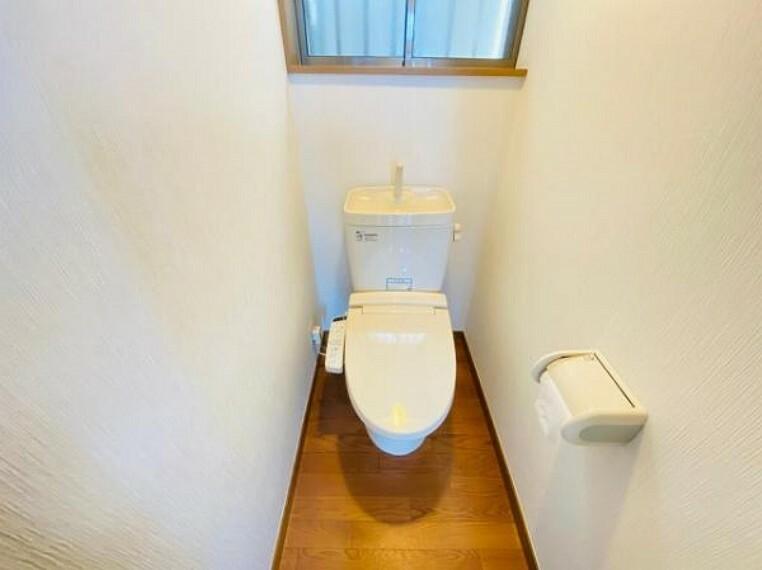 トイレ バスルーム・トイレ独立設計で快適な毎日