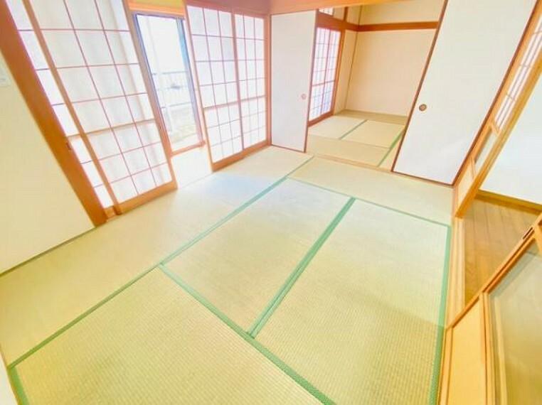 和室 心地良いねむりへといざなう畳の香りと和風空間