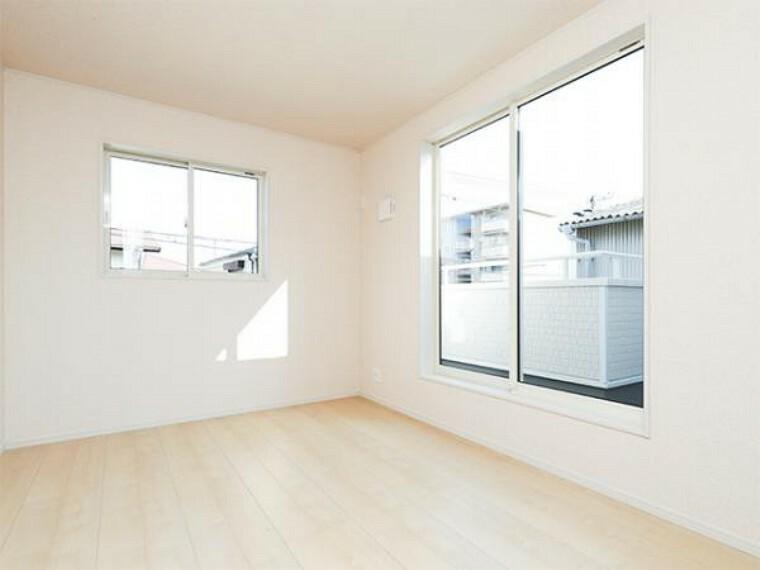 同仕様写真(内観) \同仕様写真/こちらのお部屋はバルニコーに面しており、日当たり、通風ともに良好です!