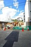 松戸市常盤平陣屋前