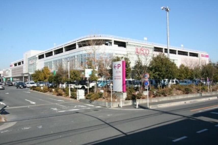 ショッピングセンター 【ショッピングセンター】イオンまで444m