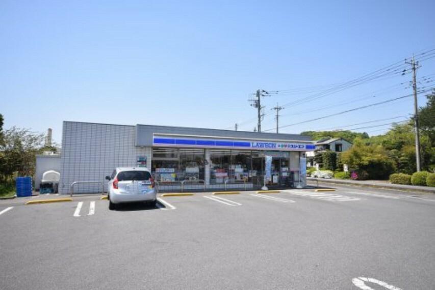コンビニ 【コンビニエンスストア】ローソン 入間上藤沢店まで558m