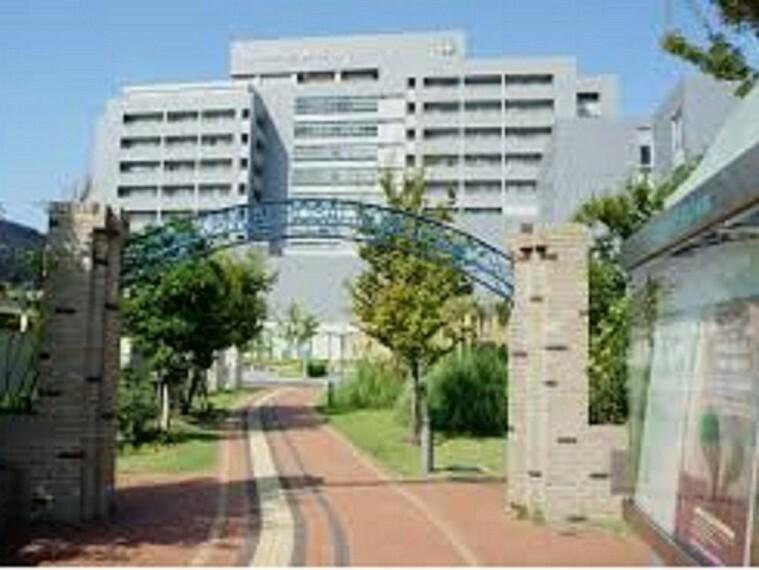 病院 【総合病院】関西労災病院まで855m