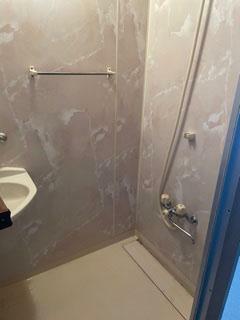 浴室 室内シャワーブース!