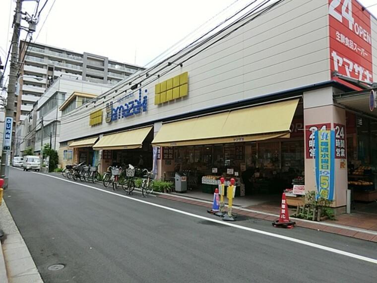 スーパー スーパーヤマザキ 三筋店