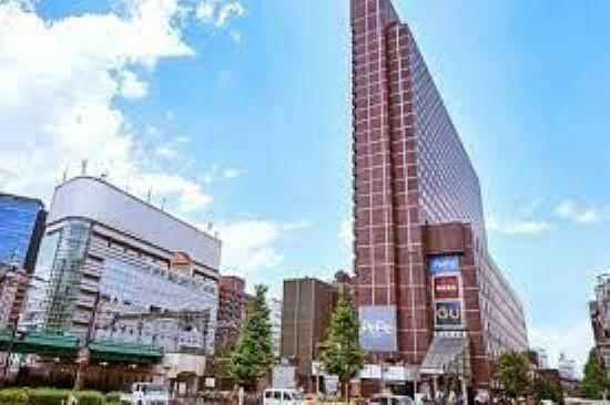 ショッピングセンター 西武新宿ペペ 徒歩13分。
