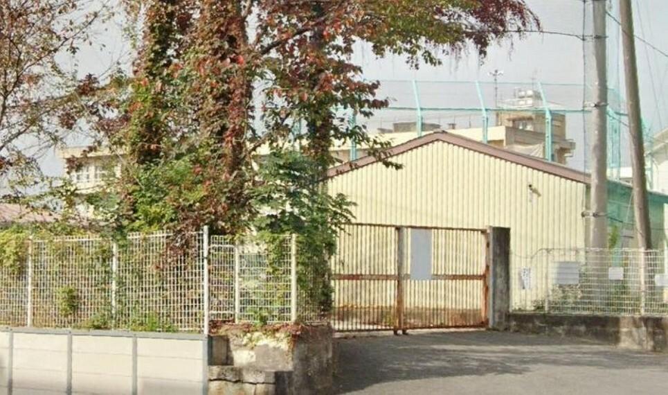 中学校 松戸市立第四中学校 徒歩9分。
