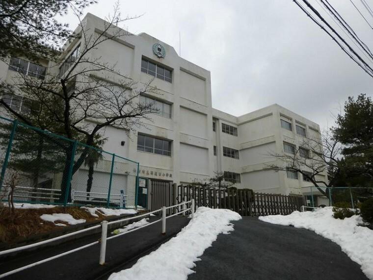 小学校 仙台市立将監西小学校500m