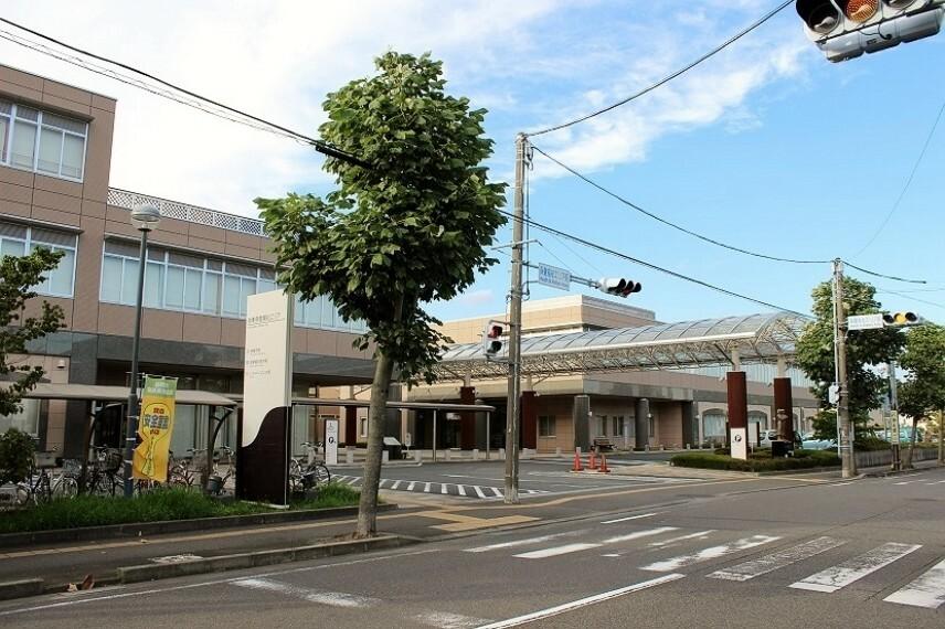 役所 城東保険福祉センター