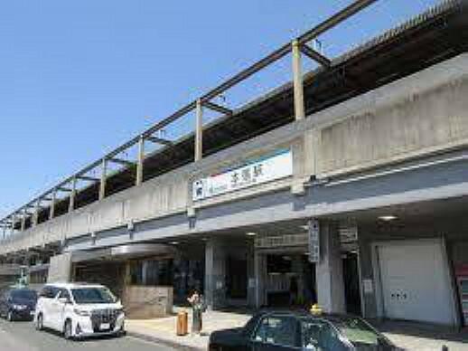 本宿駅(名鉄 名古屋本線)