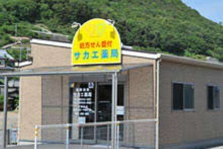 ドラッグストア サカエ薬局 山南店
