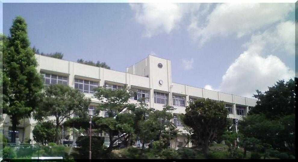 中学校 【中学校】押部谷中学校まで1685m