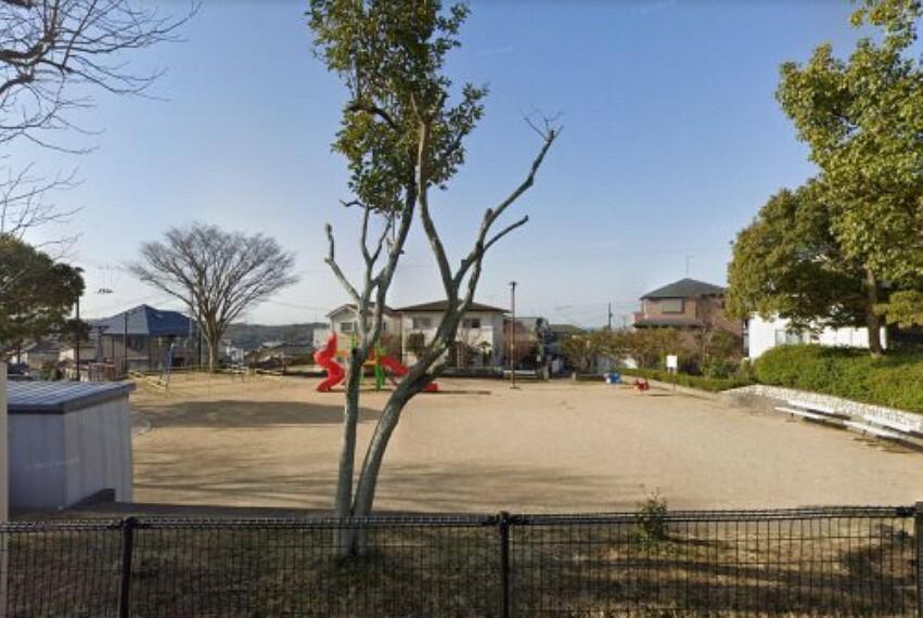 公園 【公園】富士見ヶ丘北公園まで100m