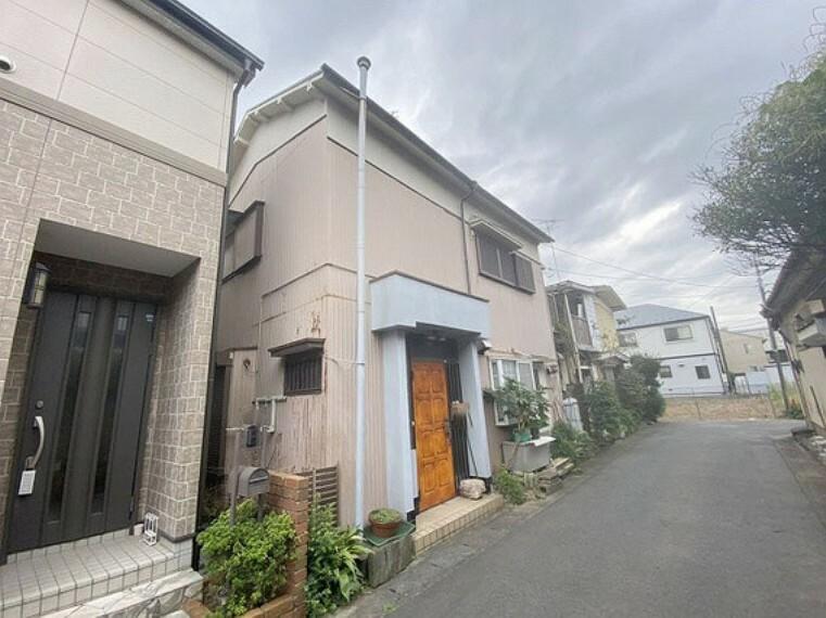 現況写真 【外観】新京成線「くぬぎ山」駅徒歩17分!建築条件なし売地。