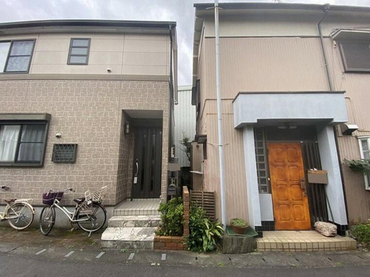 現況写真 【現地土地写真】ベルクス松飛台店まで徒歩4分!