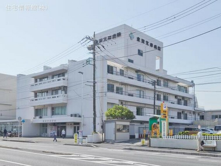 金沢文庫病院 距離960m