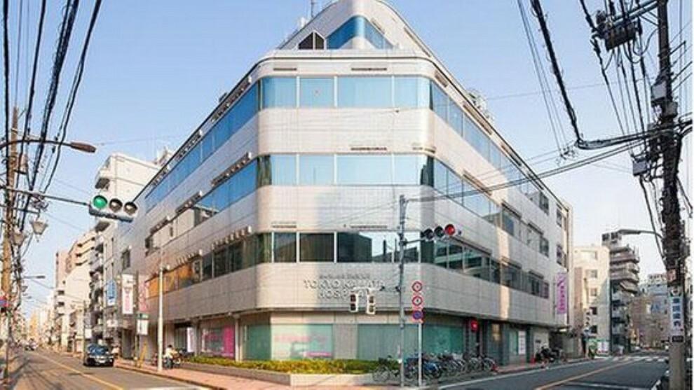 病院 医療法人社団森と海東京東京蒲田病院まで207m 信頼される医療を目指し、良質な医療・看護を提供する。