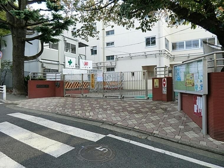 小学校 横浜市立寺尾小学校