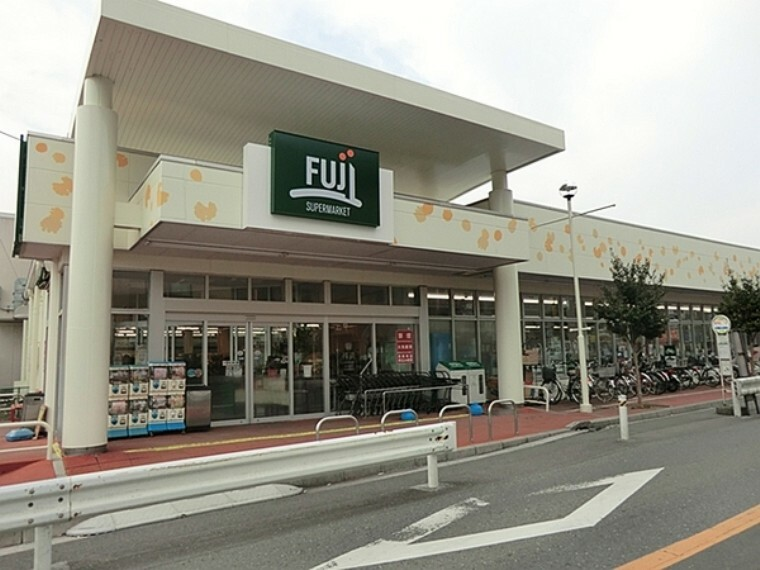 スーパー Fuji馬場店
