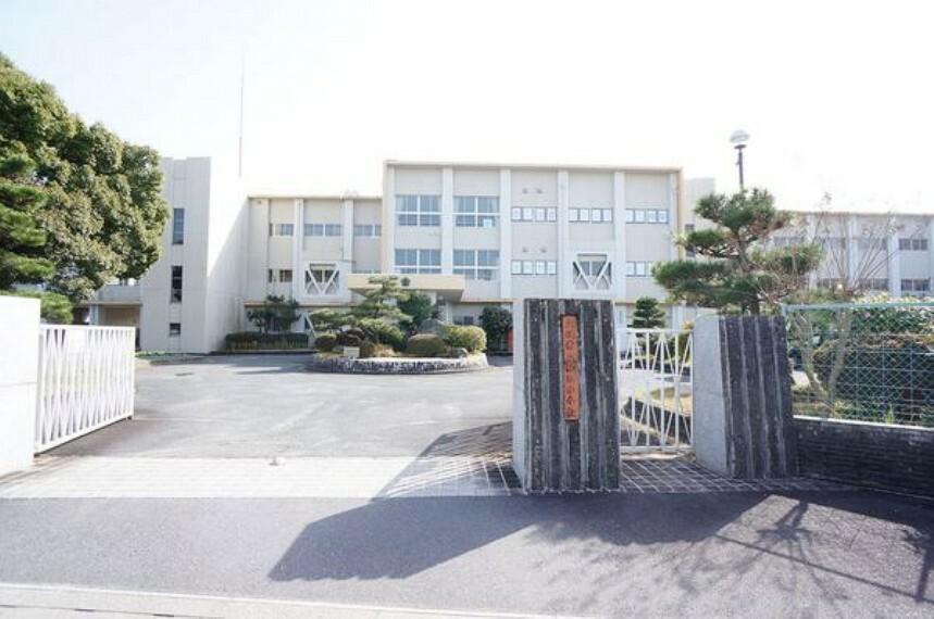 小学校 肥田小学校 肥田小学校まで1900m(徒歩約24分)