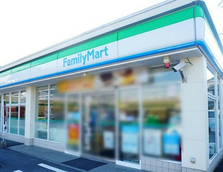 コンビニ ファミリーマート肥田店 ファミリーマート肥田店まで1400m(徒歩約18分)
