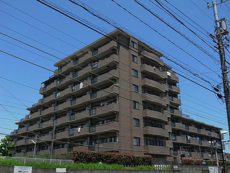 外観写真 勝田台駅徒歩4分。2沿線利用可で通勤通学に便利です。