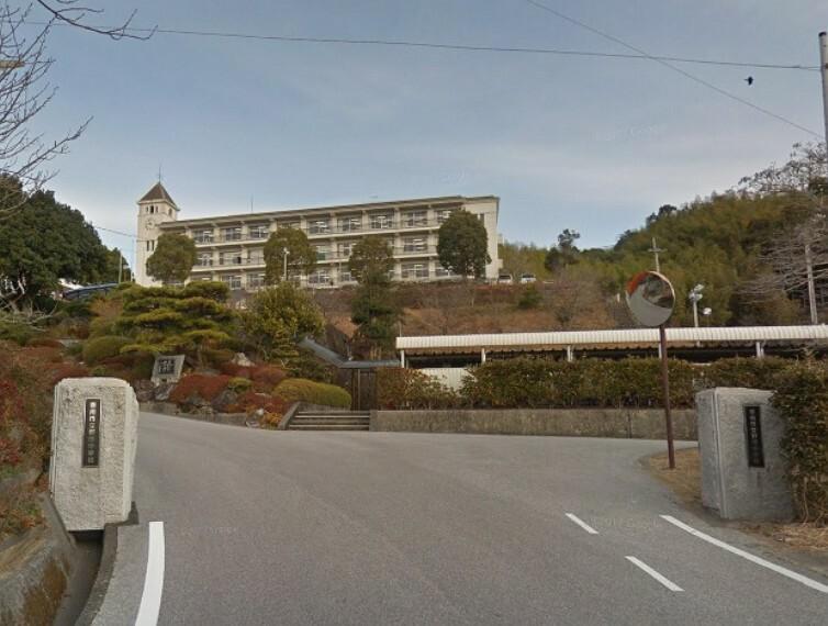 中学校 【中学校】野市中学校まで1862m