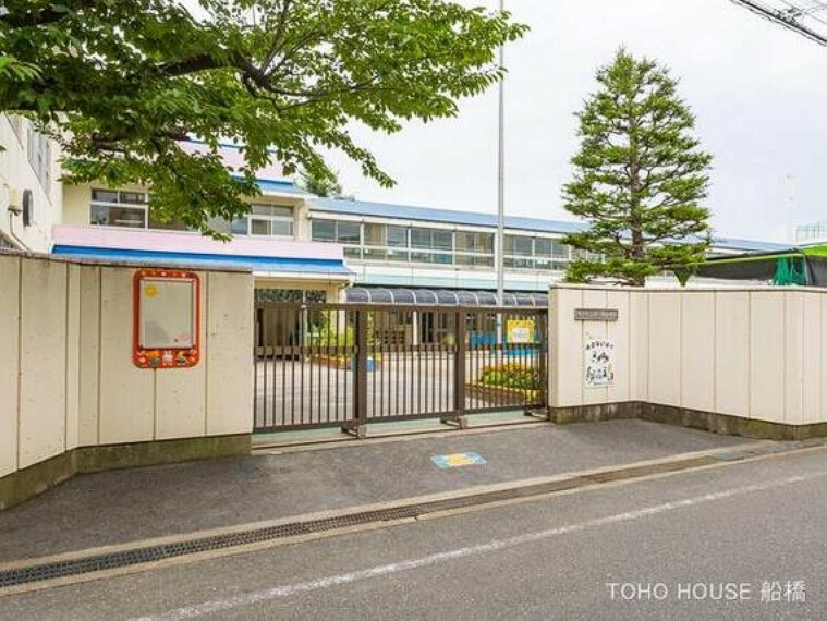 南行徳幼稚園 距離990m