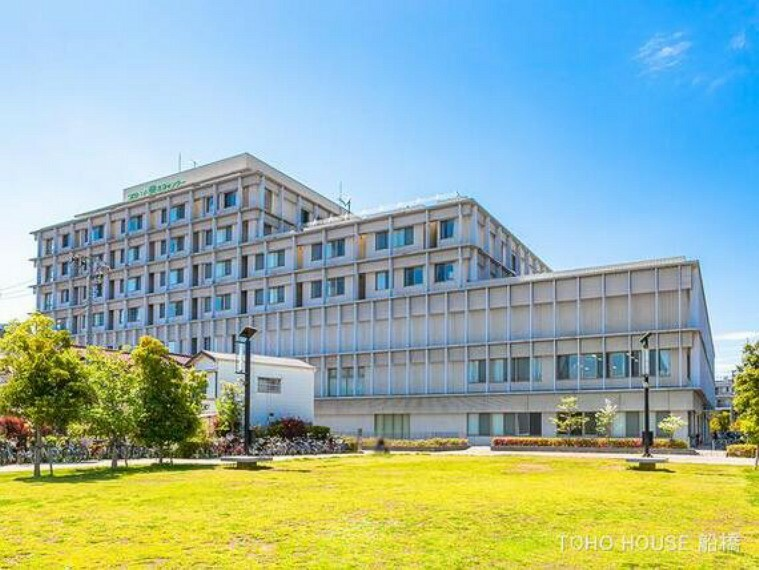 東京ベイ浦安市川医療センター 距離1880m